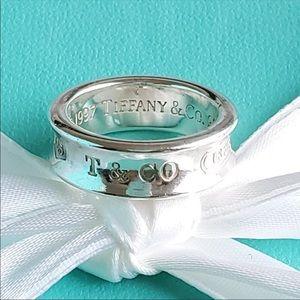 Tiffany & Co 1837 Band Ring